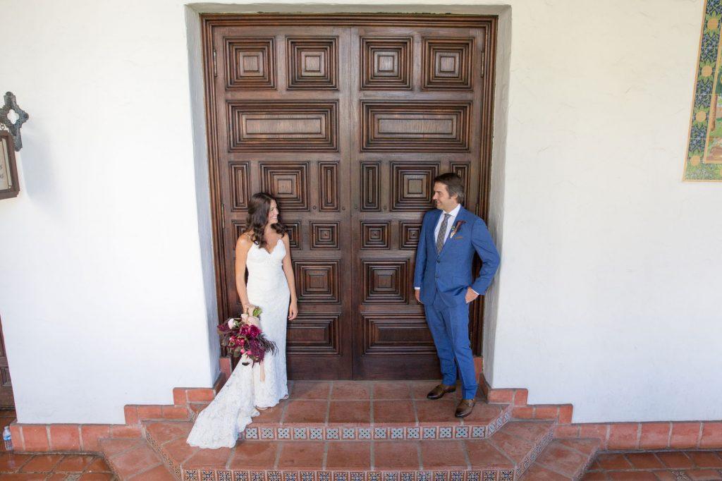 Santa Barbara Wedding Photography Elope Eloping Elopements Santa Barbara Courthouse