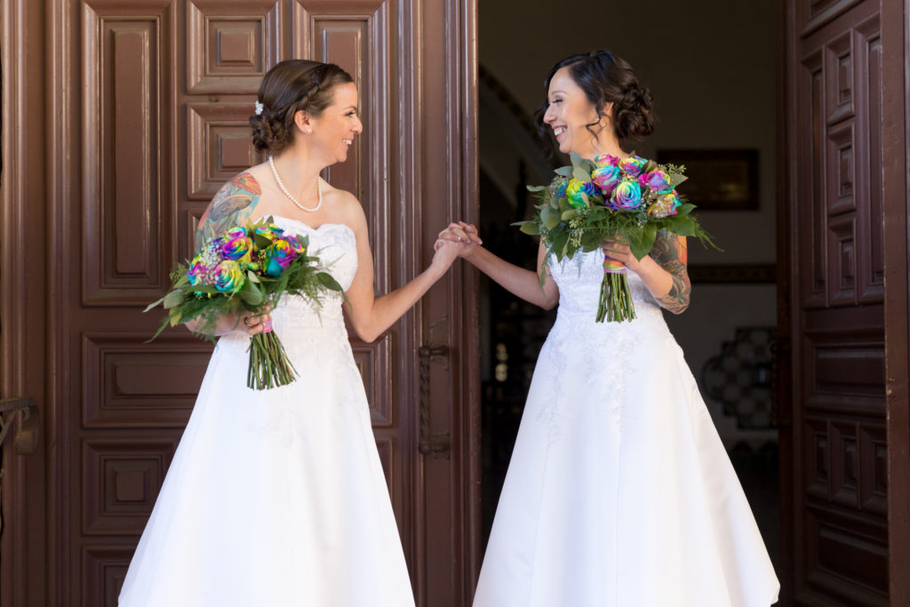 gay lesbian wedding photographer santa barbara fine heart photography