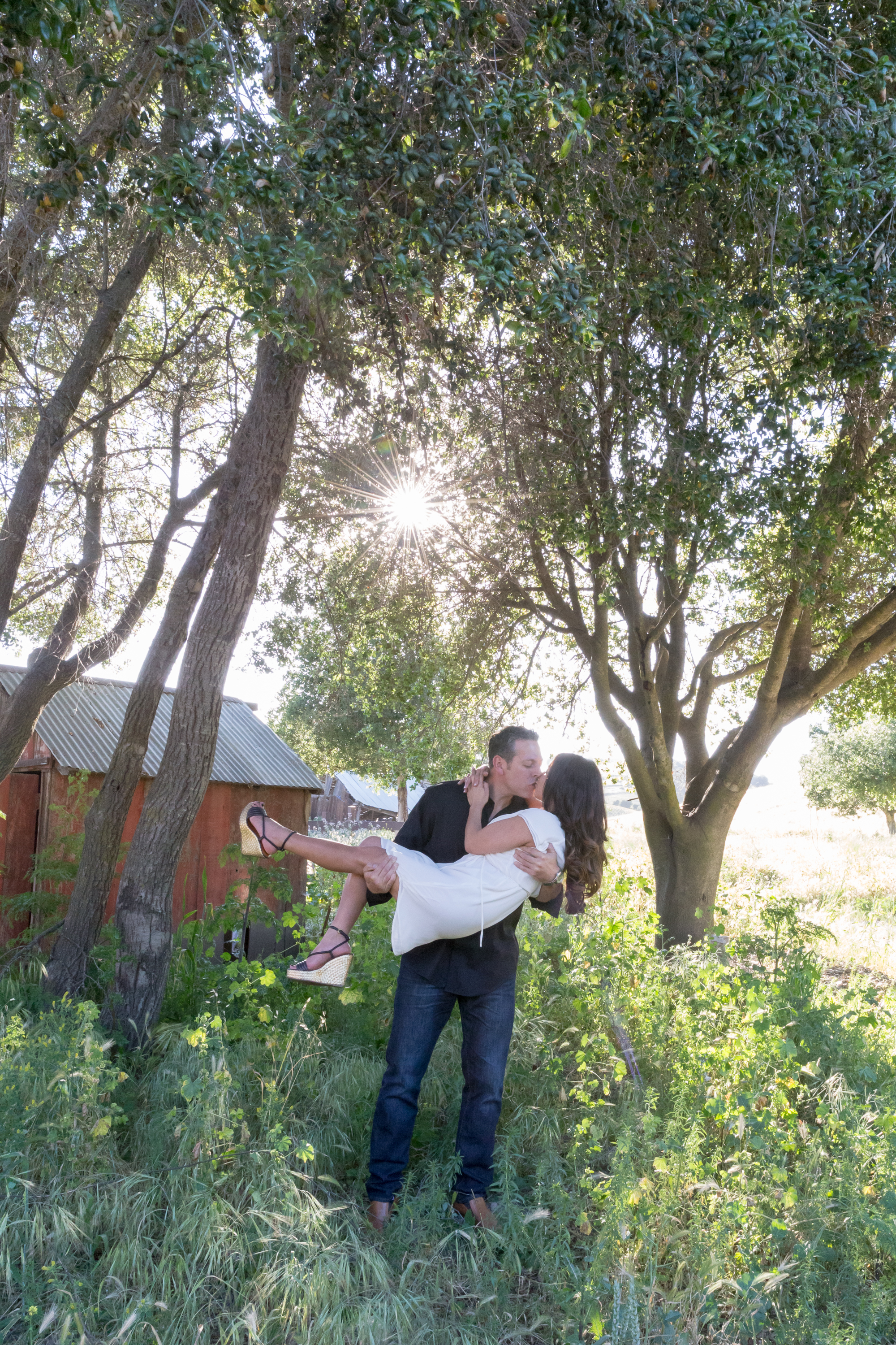 Santa Barbara Wedding Photographer Fine Heart Photography Winery Wedding Engagement Photoshoot