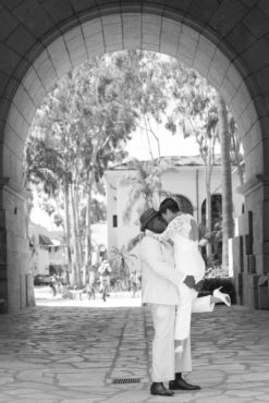 Elope Santa Barbara Courthouse Fine Heart Photography