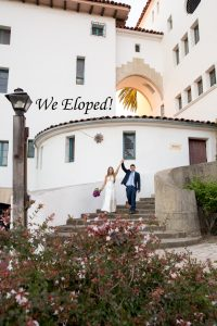 Santa Barbara Courthouse Weddings and Elopements by Fine Heart Photography