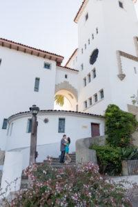 Santa Barbara Courthouse Elopements Engagements Weddings Fine Heart Photography