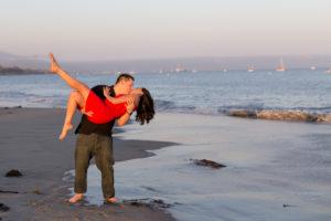 Santa Barbara Beach Elopement Wedding Engagement Photographer Fine Heart Photography