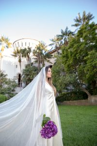 Santa Barbara Courthouse Wedding Elopement Photographer Fine Heart Photography