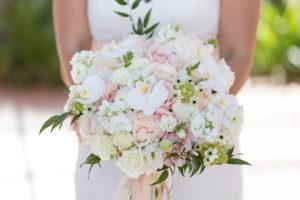 santa barbara wedding photographer fine heart photography bouquet