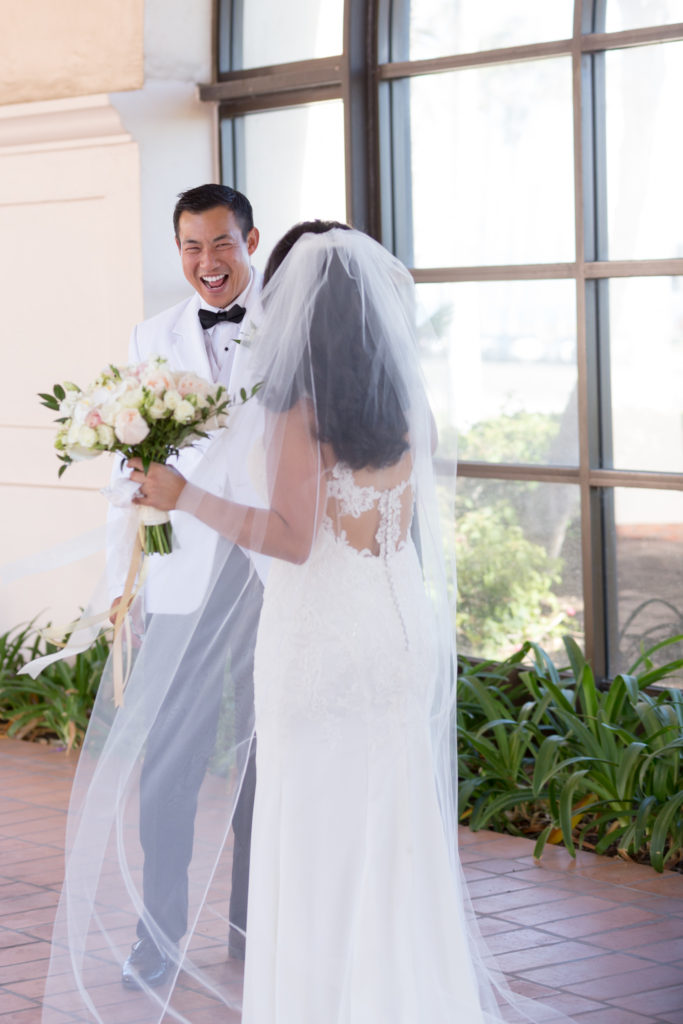 wedding phtographer santa barbara doubletree wedding photographer