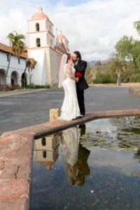 Santa Barbara Wedding Photography The Mission Fine Heart Photography Elopement Photography