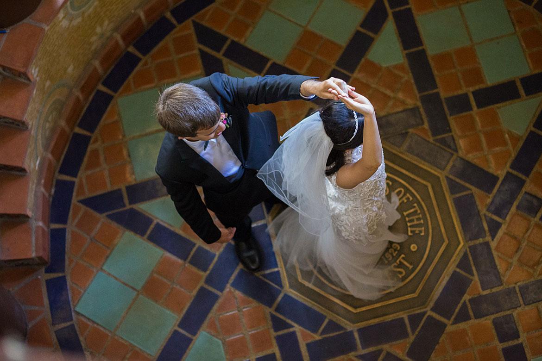 santa barbara wedding photographer fine heart photography courthouse santa barbara elope elopements
