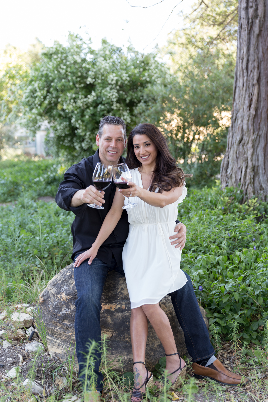 Santa Barbara wine Wedding Photographer Fine Heart Photography Winery Wedding Engagement Photoshoot wedding planning vendors