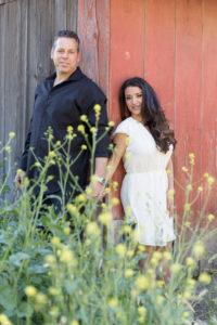 Santa Barbara Wedding Photographer Fine Heart Photography Winery Wedding Engagement Photoshoot