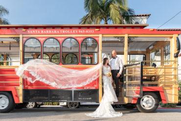 WeddingPhotographerSantaBarbaraFineHeartPhotographyElopeTrolley