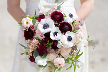 Elopement Photography Wedding Santa Barbara Fine Heart Photography Flowers Bouquet