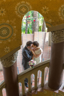 Santa Barbara Courthouse Elope Elopement Phtographer Fine Heart Photography photographer