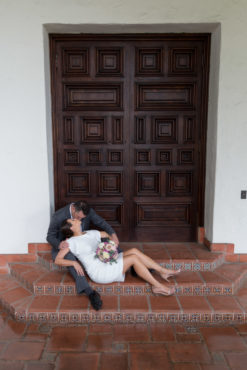 Santa Barbara Courthouse Elope Elopement Phtographer Fine Heart Photography
